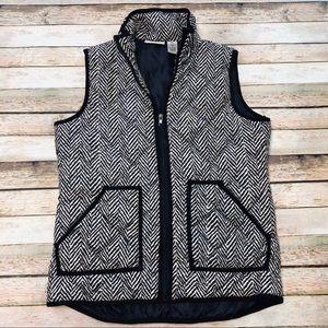 Fresh Lightweight Herringbone Vest